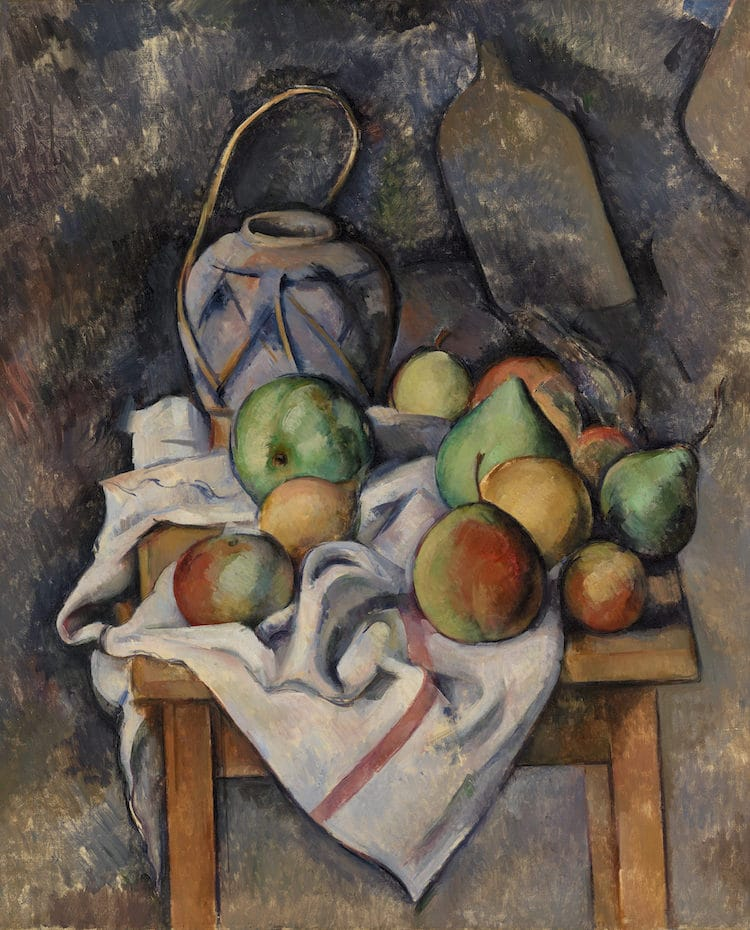 cezanne free art online public domain images