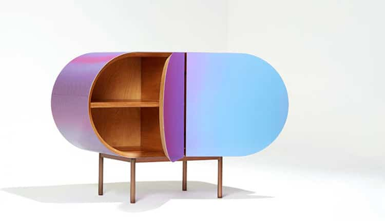 Color Changing Furniture by Orijeen