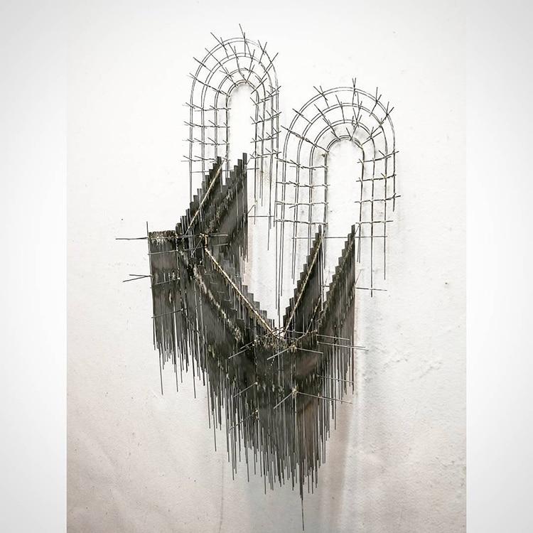 3D Sketch Sculptures by David Moreno