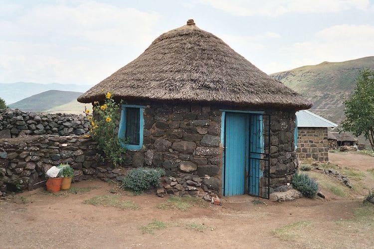 rondavels de sudafrica