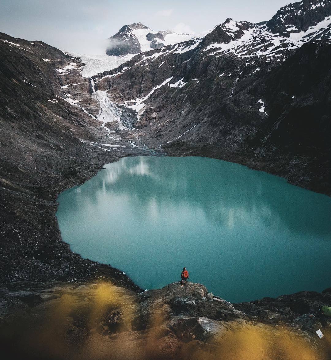 18-Year-Old's Landscape Photography Captures Epic Mountain