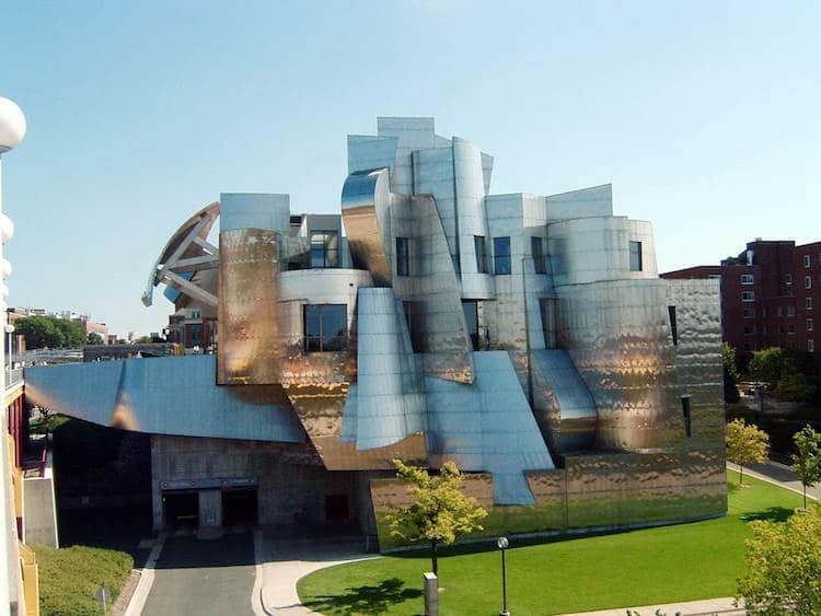 Arquitectura de Frank Gehry