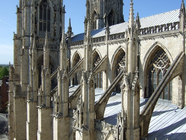 Gothic Architecture Characteristics History Style