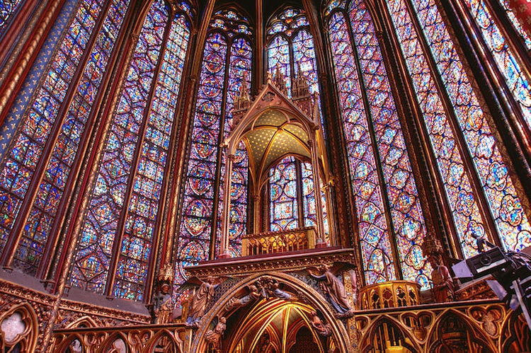 Photos of gothic architecture characteristics