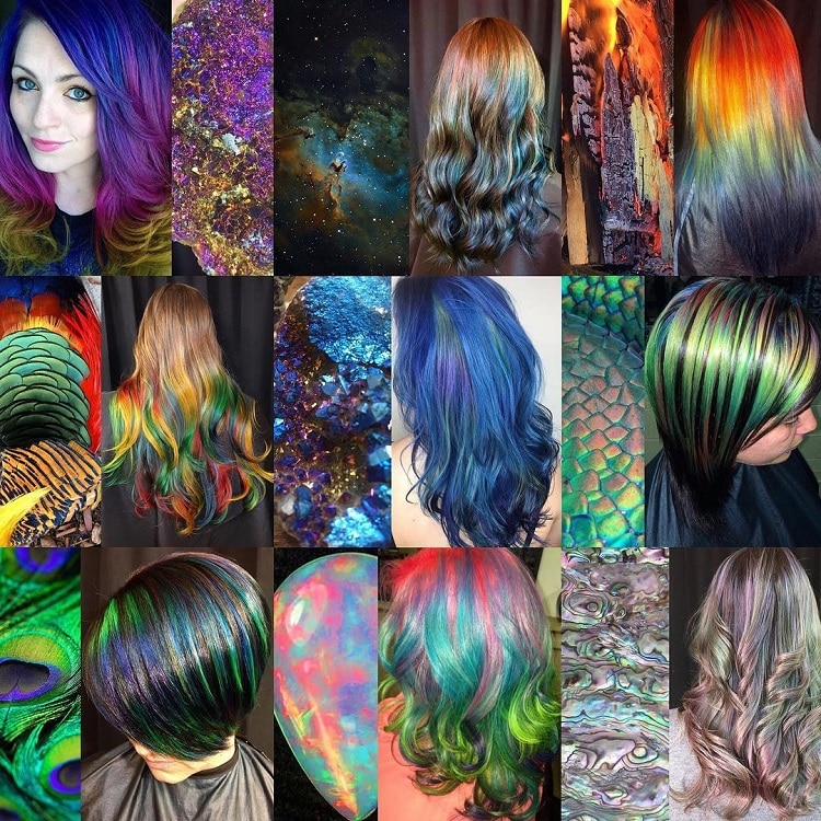 Hair Color Ideas by Ursula Goff