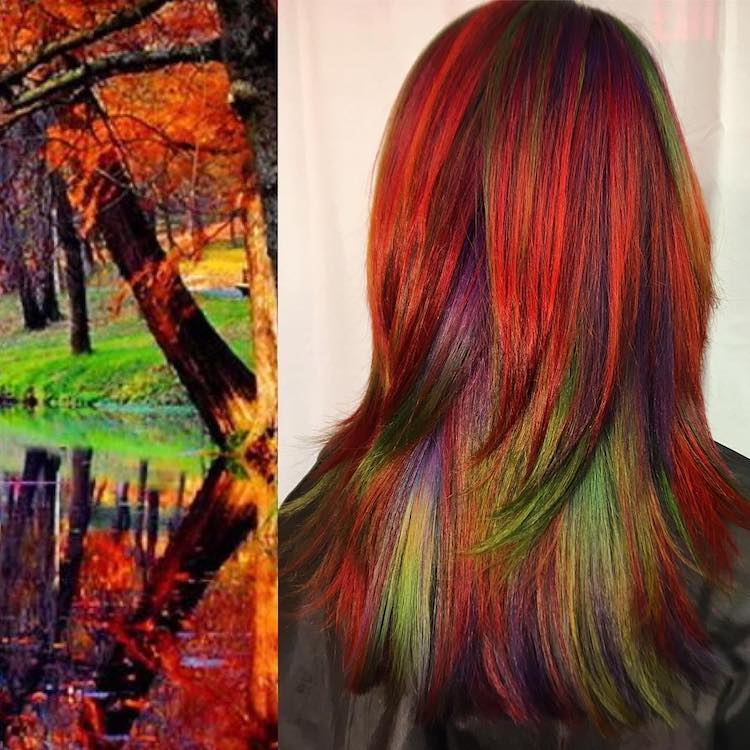 Hair Art by Ursula Goff