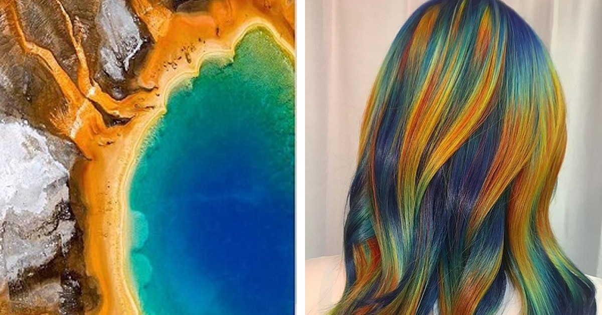 Colorist Continues To Create Her Spectacular Hair Color Ideas