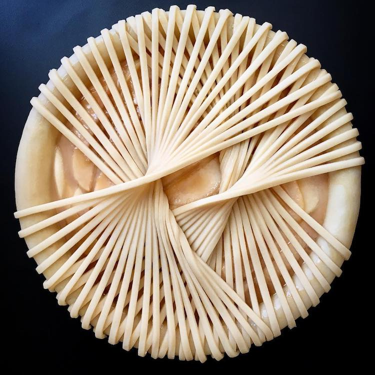 Pie Crust Food Art