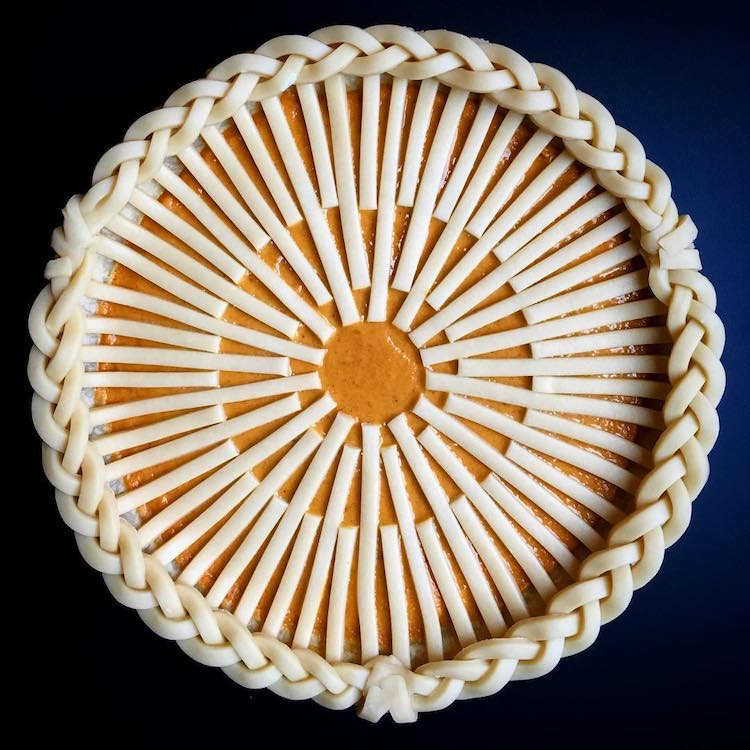 Pie Crust Art