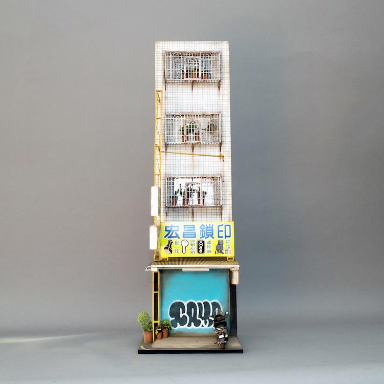 urban architecture scale models joshua smith