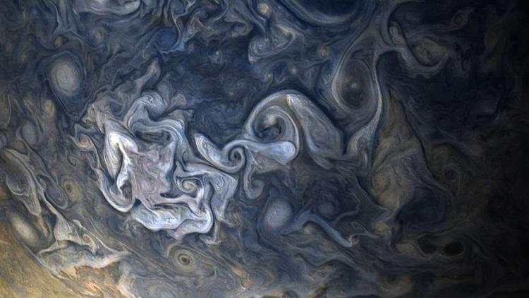 Jupiter Images Nasa Juno