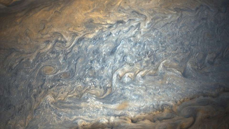 Jupiter Images Nasa Juno