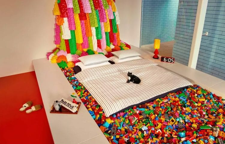 LEGO House Airbnb