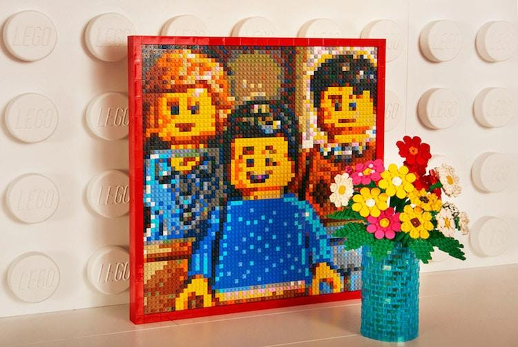 Real Life LEGO House
