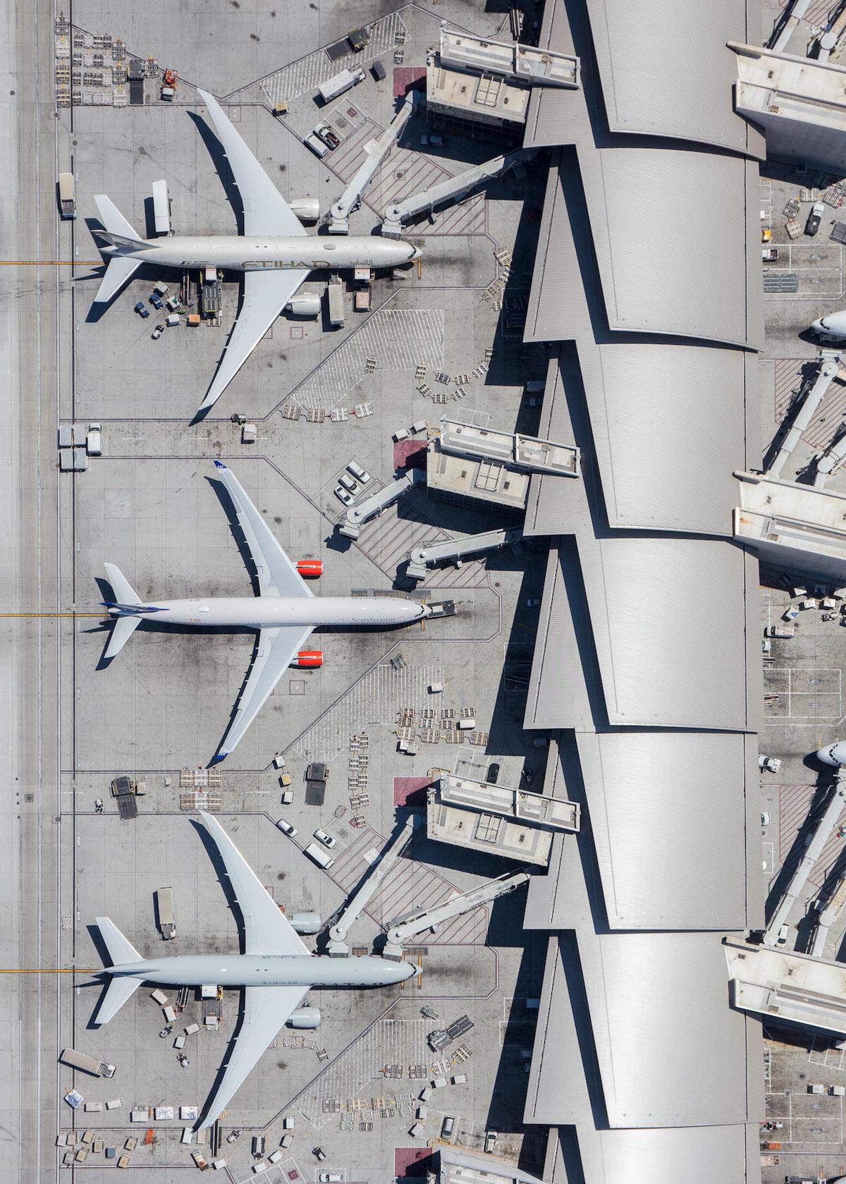 planes on tarmac photo mike kelley