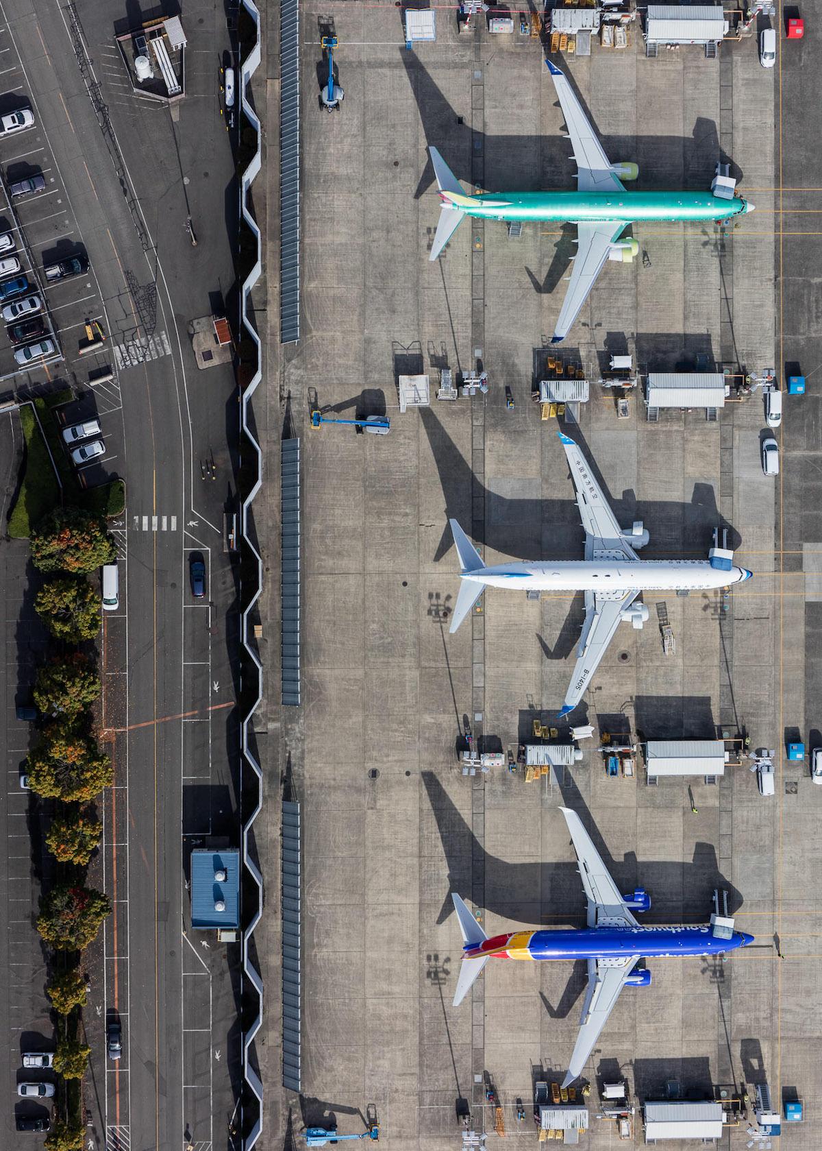 airplane photo mike kelley