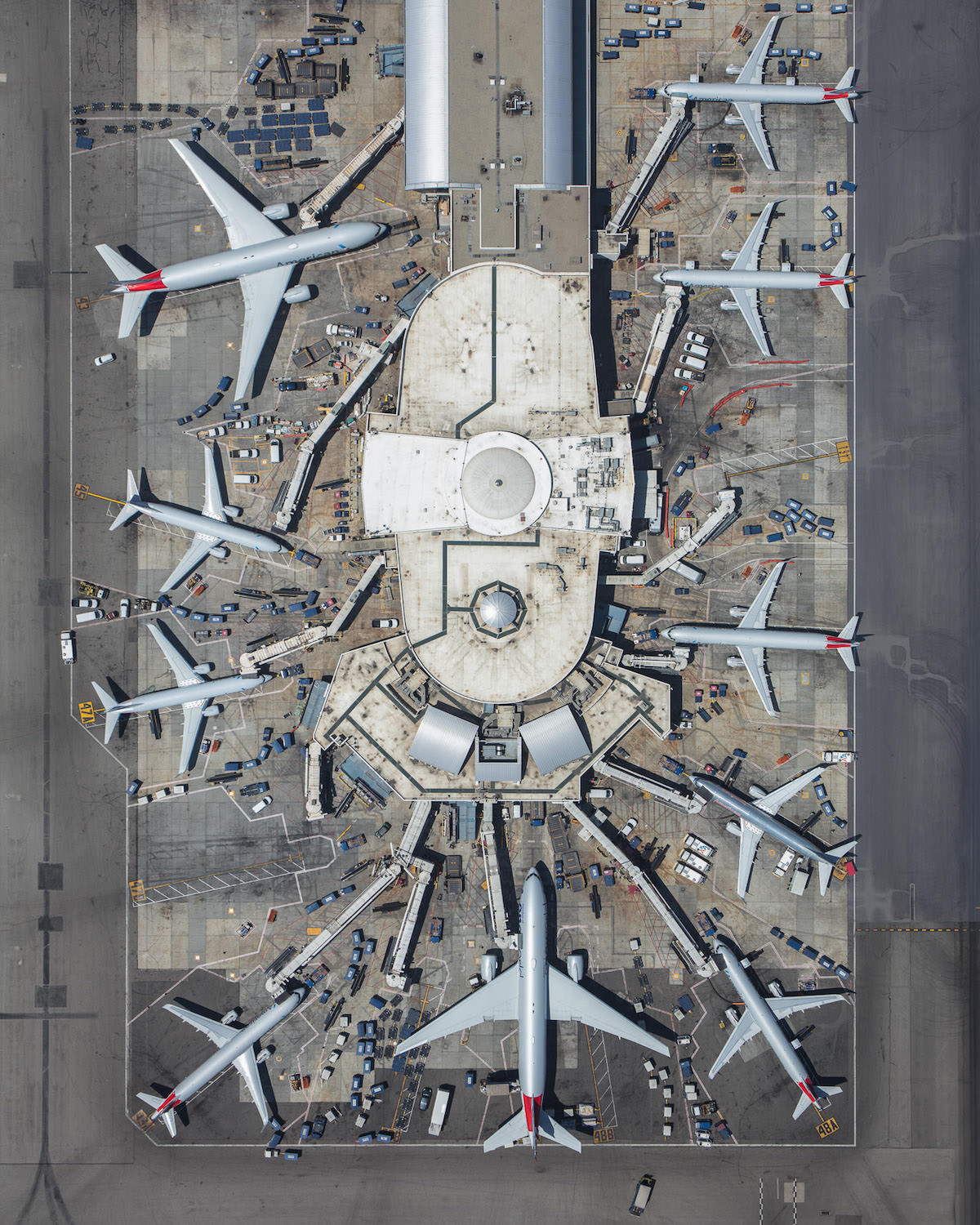 photos of airfields mike kelley