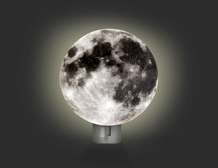 moon nightlight