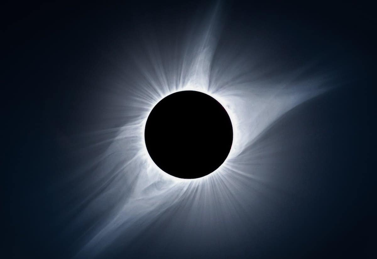 Navid Baraty - Composite Total Eclipse