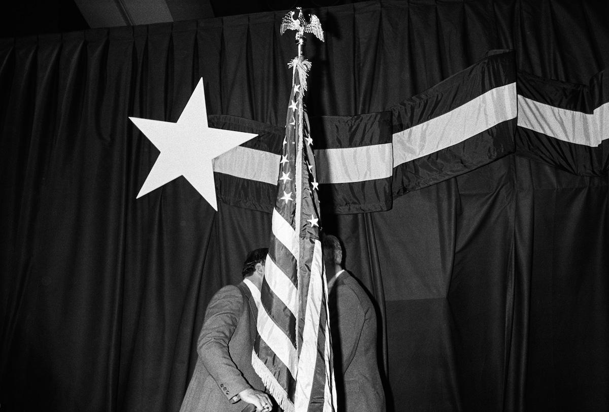 democratic convention richard sandler
