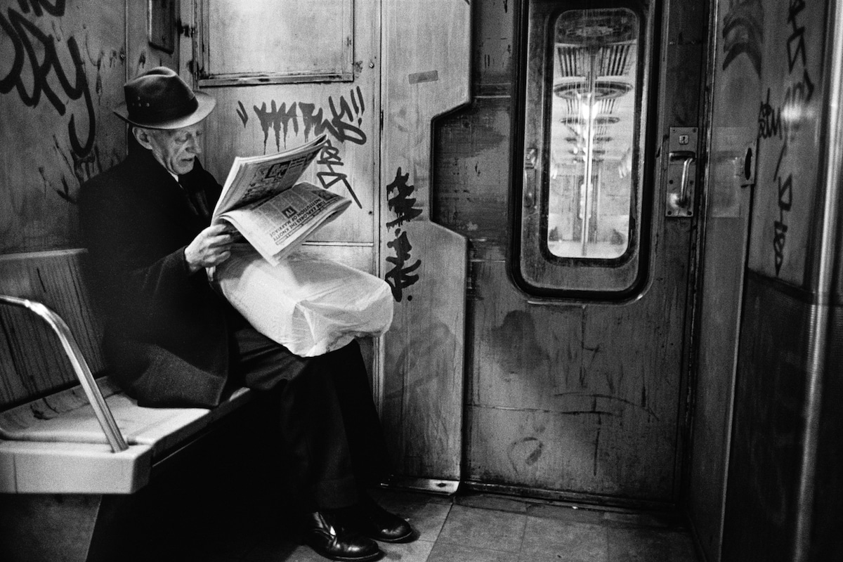 Richard Sandler Street Photographer