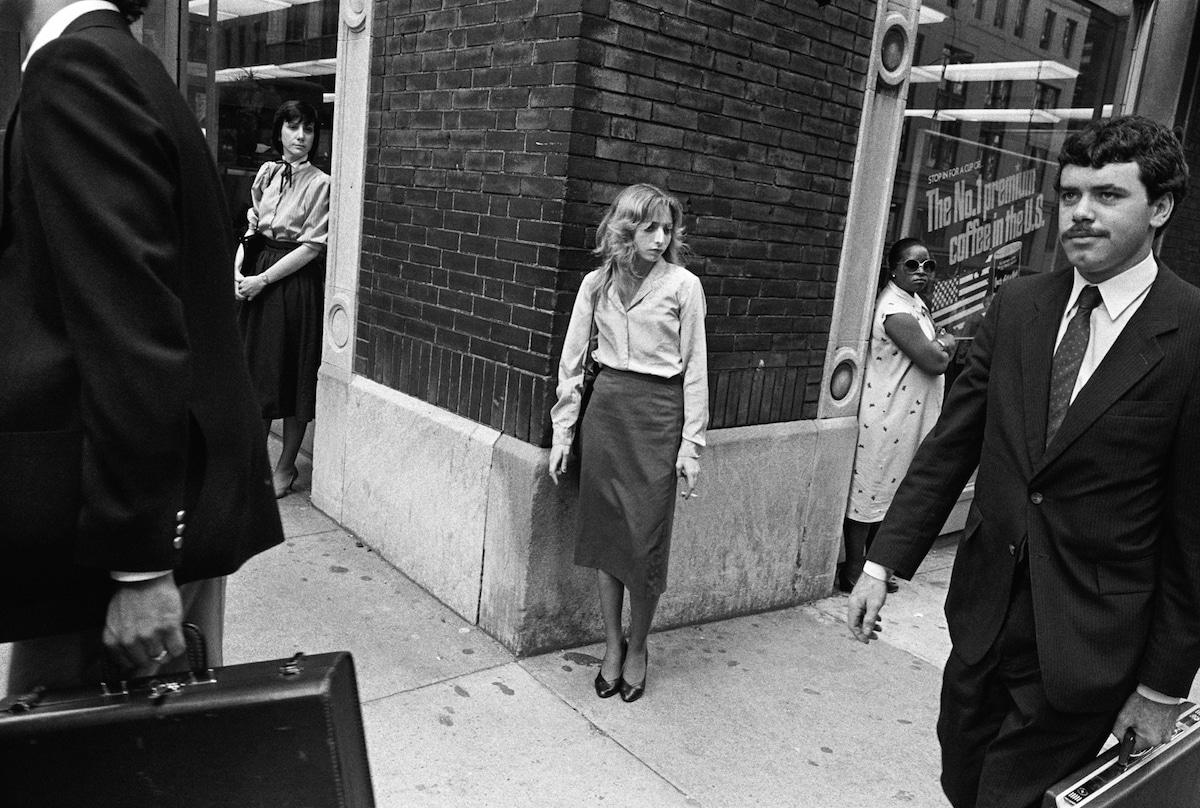 new york street photography richard sander