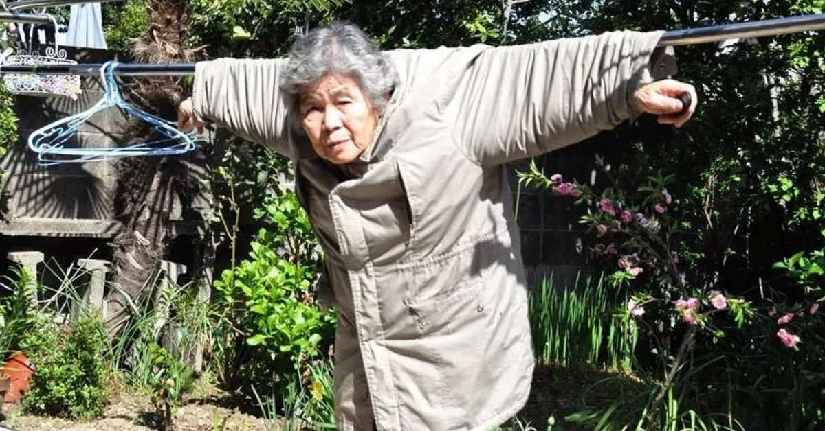 89-Year-Old Photographer Pokes Fun at Herself in Silly Self-Portraits