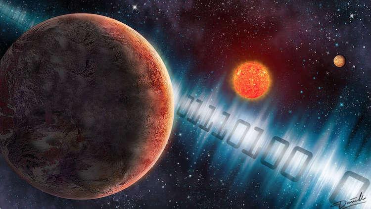 Sonar Calling GJ 273 star system