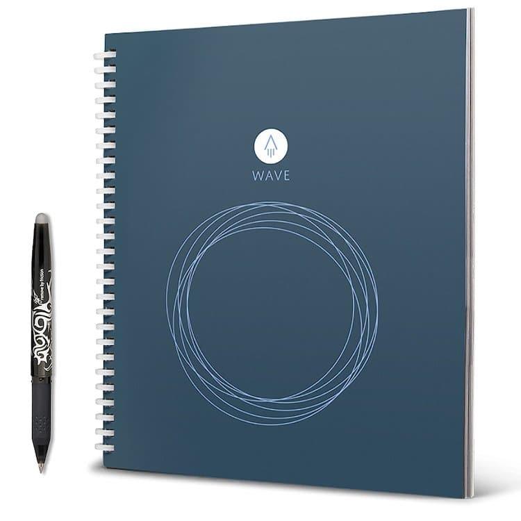 rocketbook microwaveable notebook