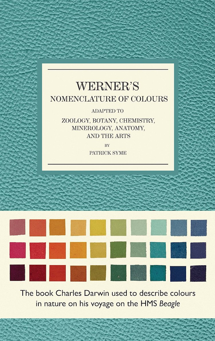 Werners Nomenclature of Colors Holiday Gifts