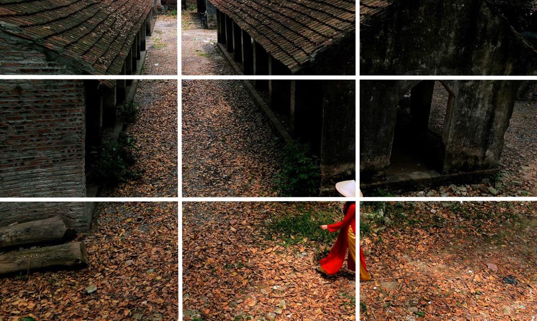 правило третей и золотой середины в фотографии поверхности