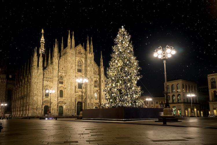 navidad en Milan