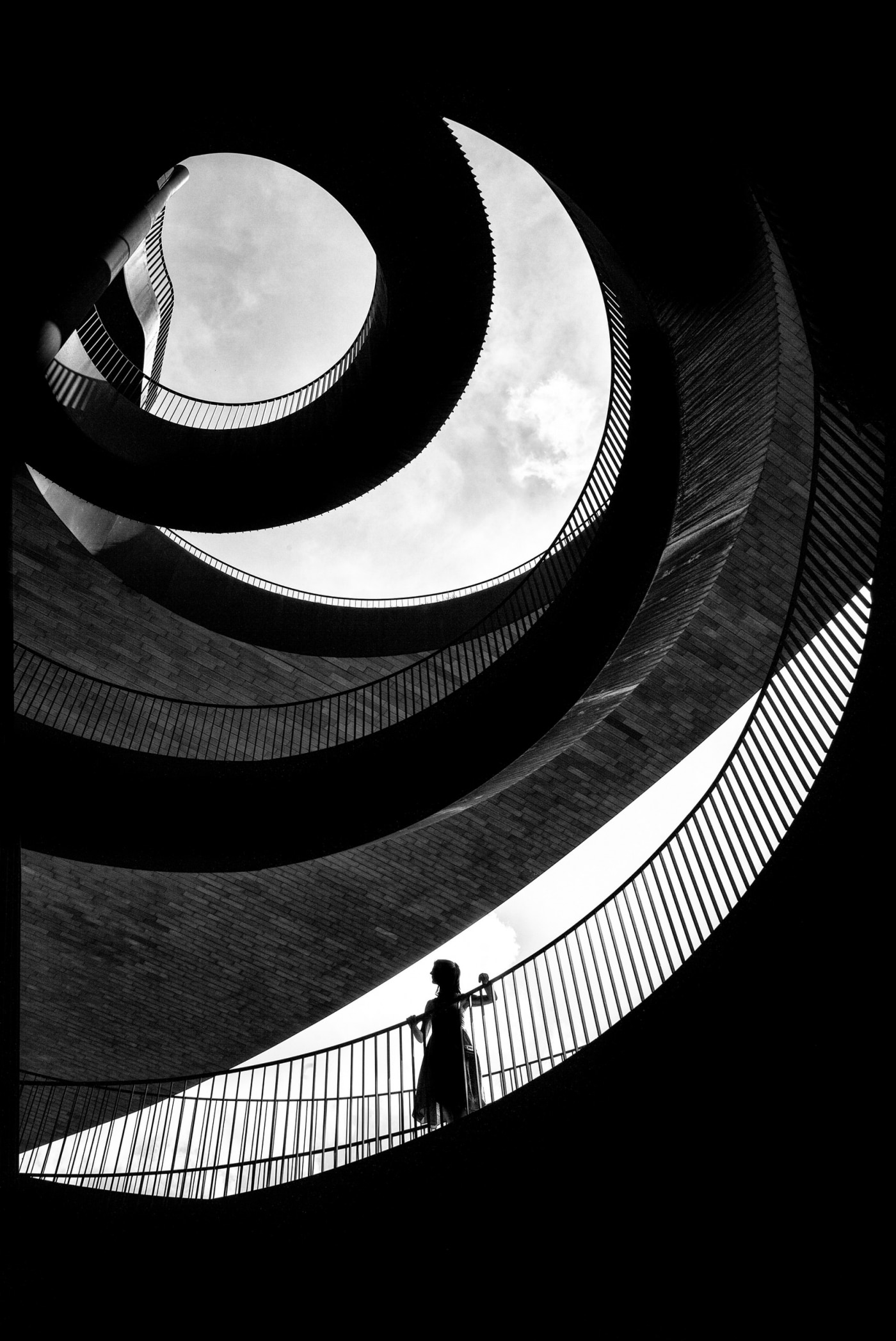 Alan Schaller black and white photography