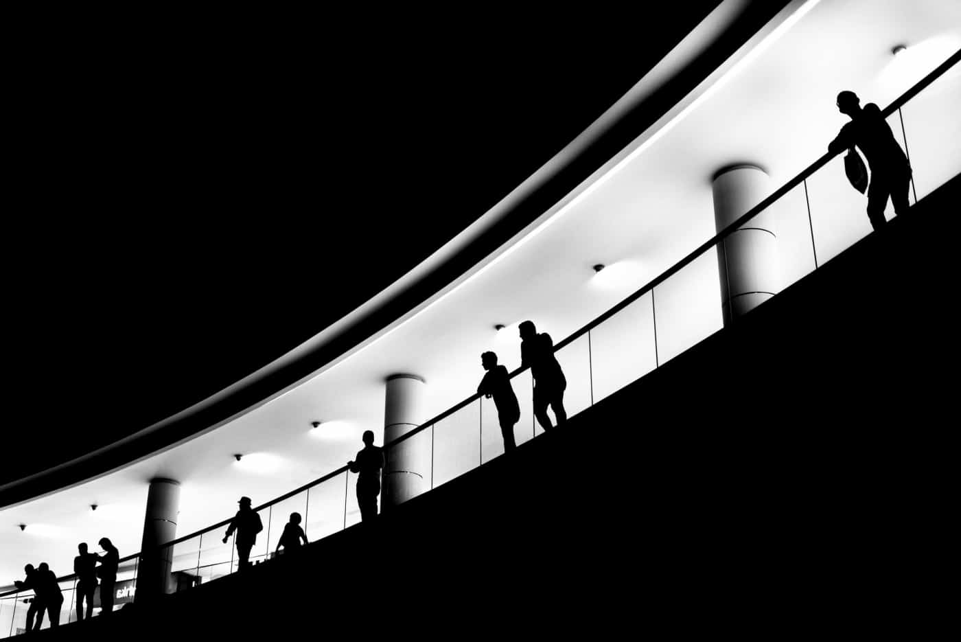 Alan Schaller street photography