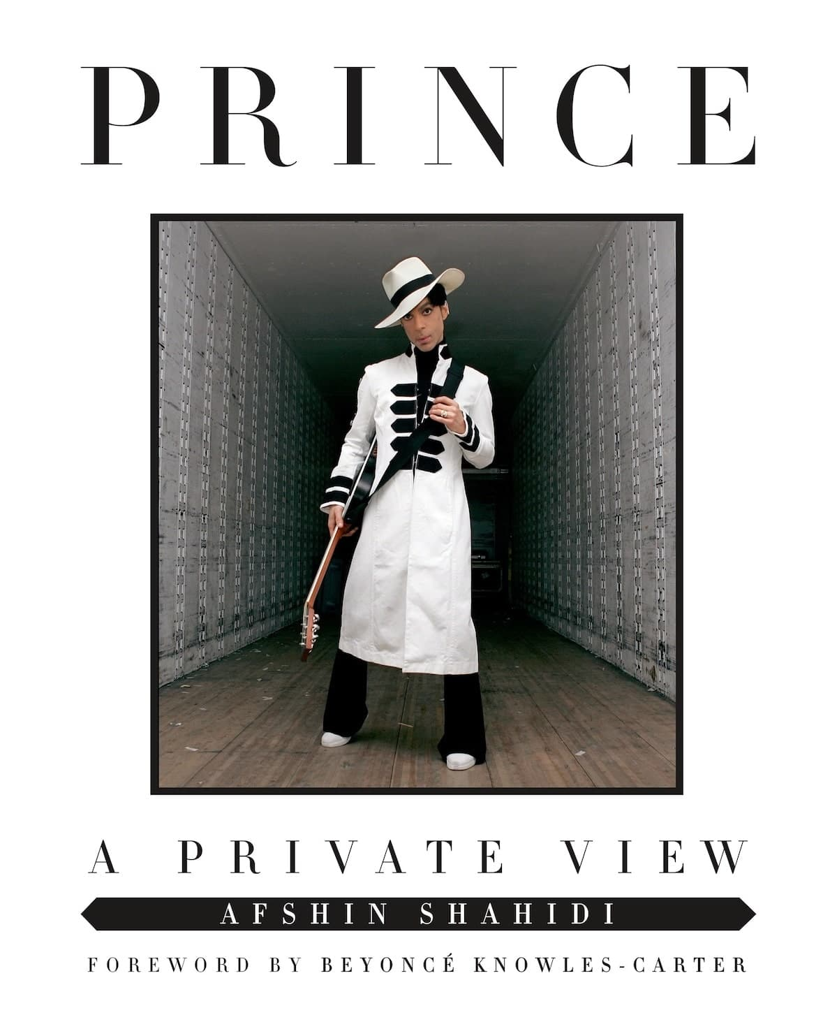 Afshin Shahidi, Prince A Private View