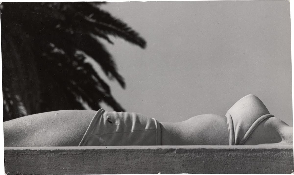 Guy Bourdin Untouched