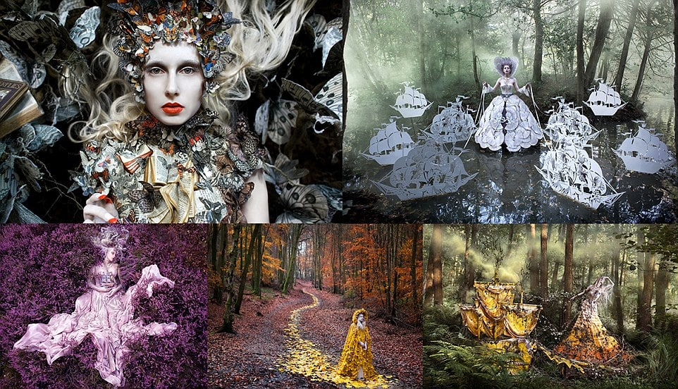 Kirsty Mitchell My Modern Met Member Patreon
