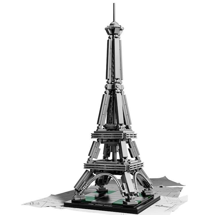 LEGO Landmarks Eiffel Tower