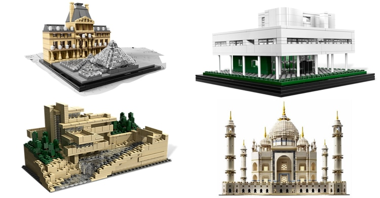 11 Best LEGO Architecture Sets To Spark Your Creativity