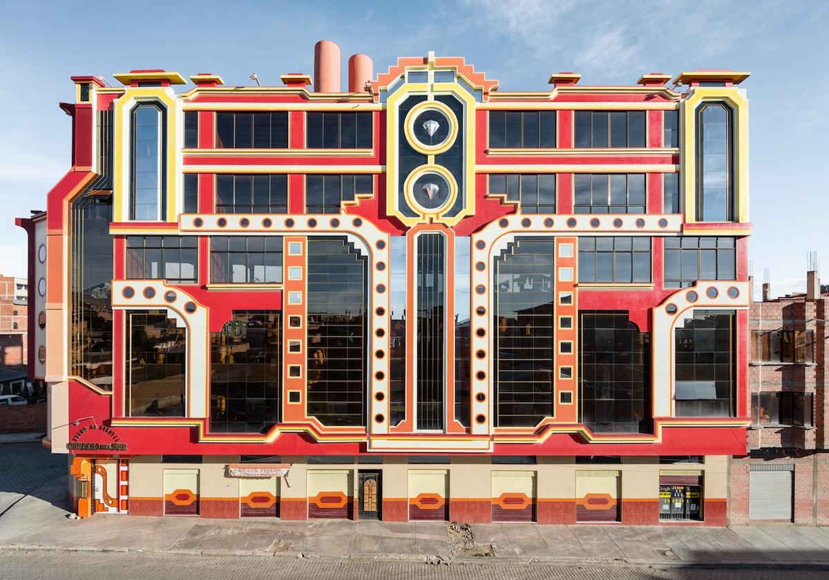 freddy mamani silvestre new andean architecture