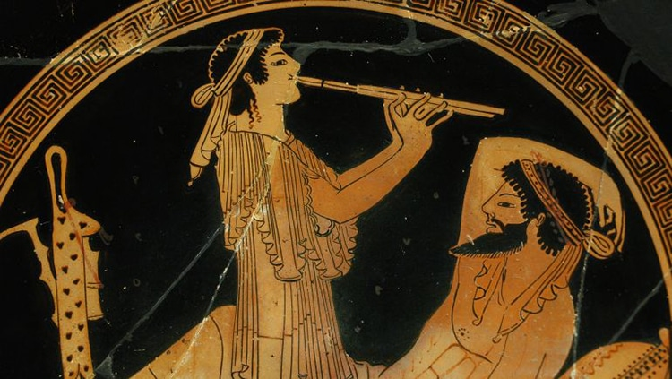 Ancient Greek Music Reconstruction