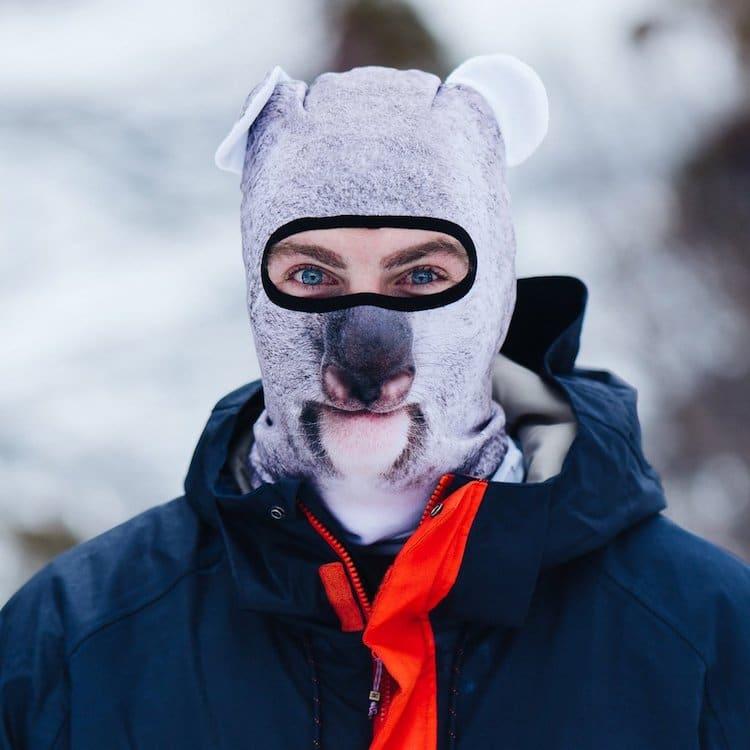 Animal Ski Masks by Beardo