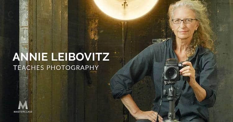 Annie Leibovitz Photography Class Online