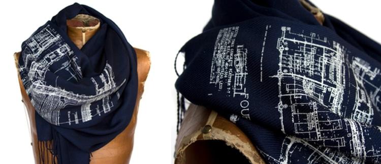 blueprint fashion scarves for women