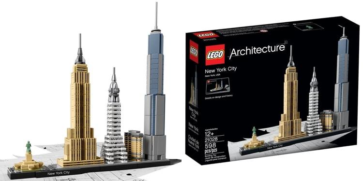 Architectural Lego Set