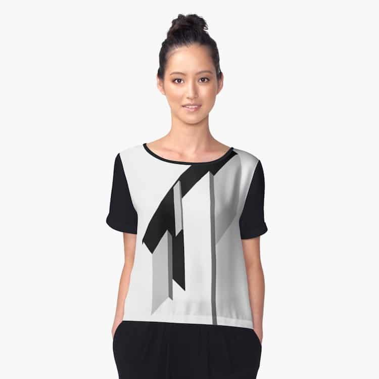 Architectural Women's Shirt