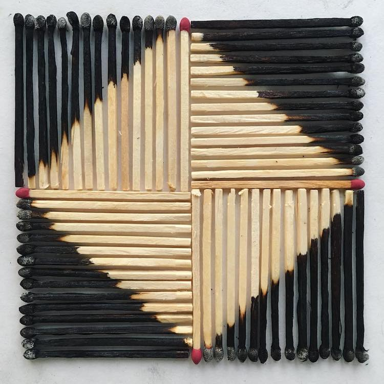 Compositions satisfaisantes par Adam Hillman