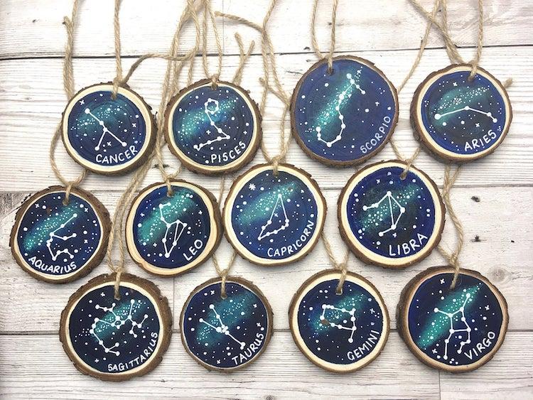 Zodiac Ornament