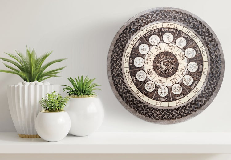 Astrology Wall Hanging