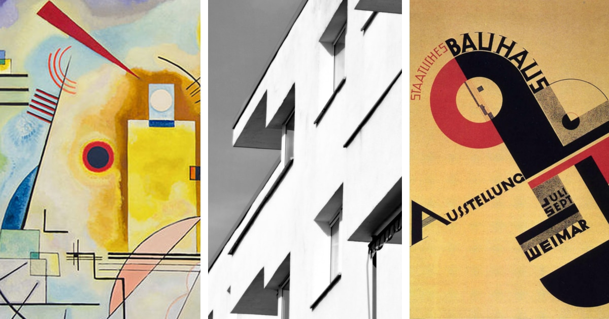 a history of bauhaus Bauhaus typography the bauhaus school existed in germany during the lull between wwi and wwi (please note: there is an expanded section about the bauhaus on this site .